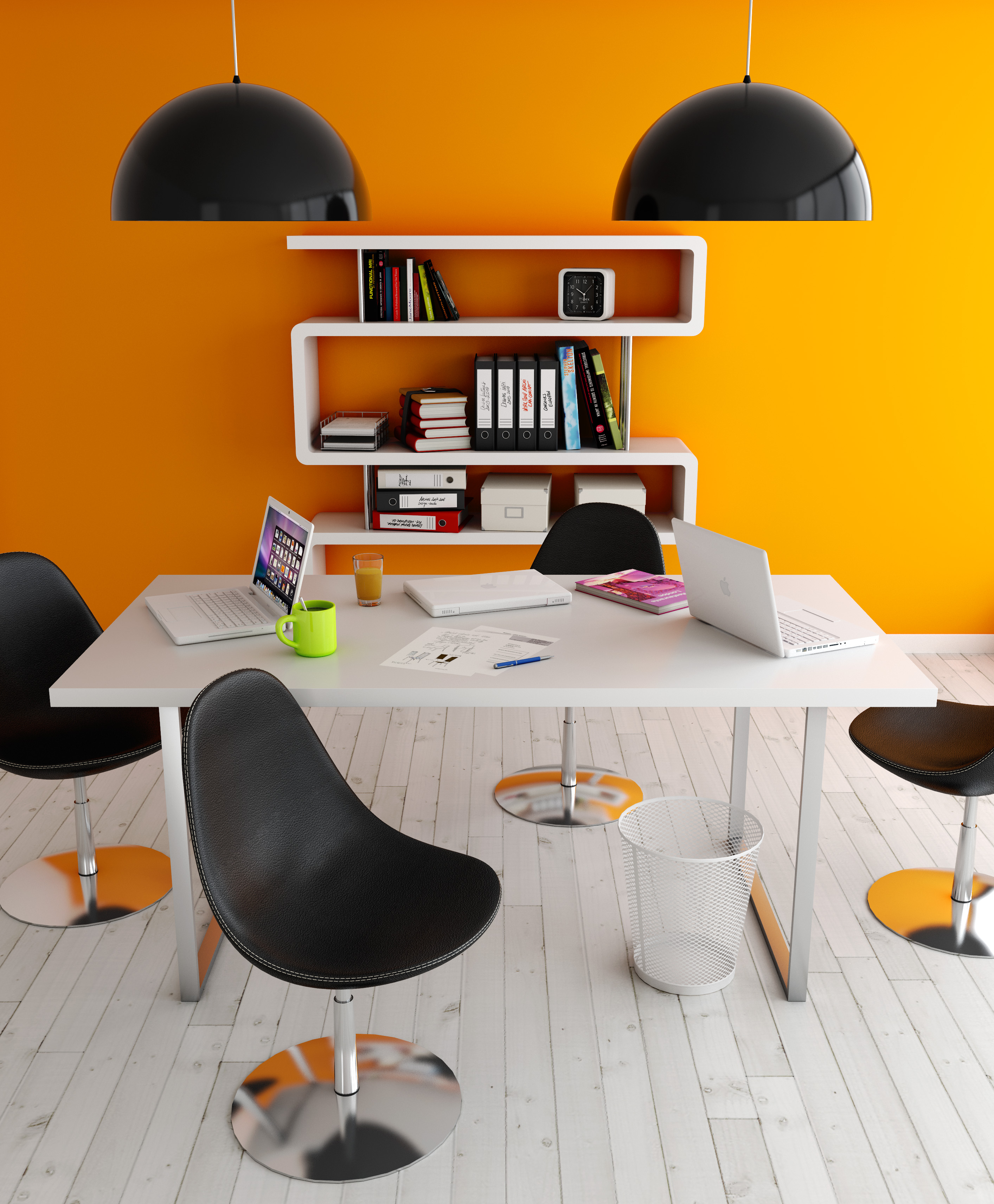 Working Space_2011_HD